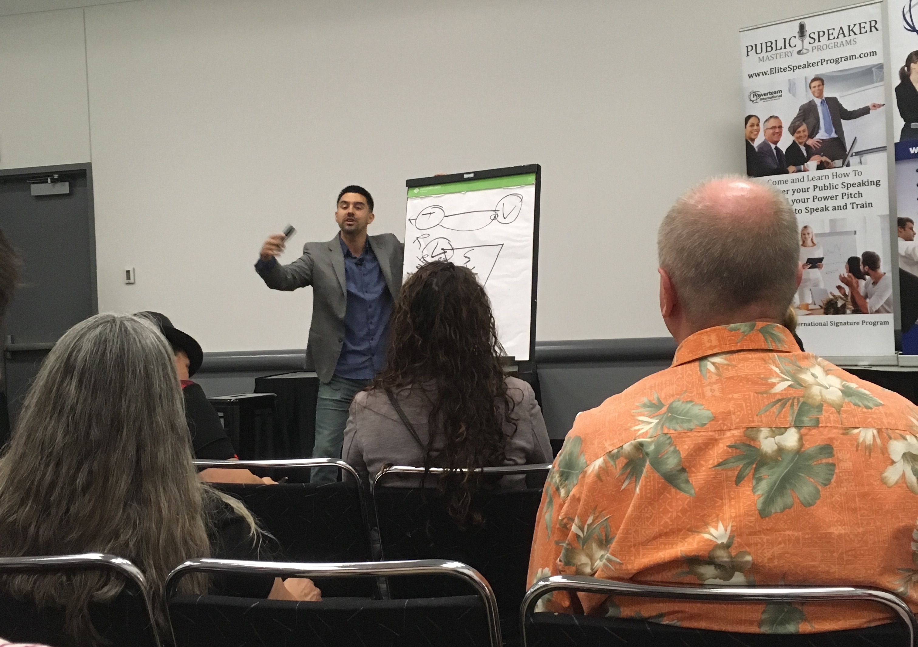 Business coach Manny Patrick talks about making money through video and podcasting