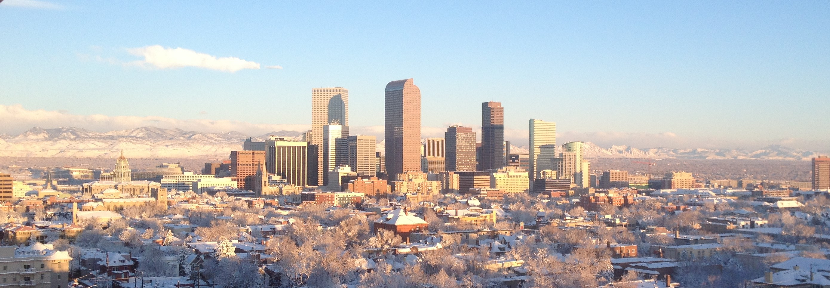 photo of downtown Denver Colorado